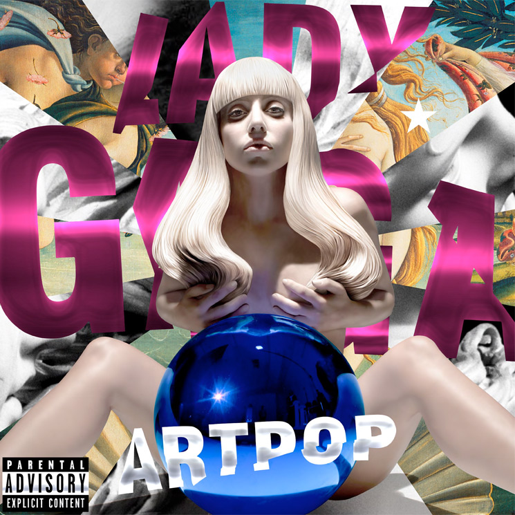 Lady Gaga Removes R. Kelly Collaboration from 'Artpop' Reissue