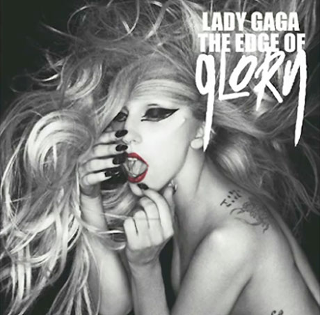 "Lady Gaga ""Edge of Glory"""