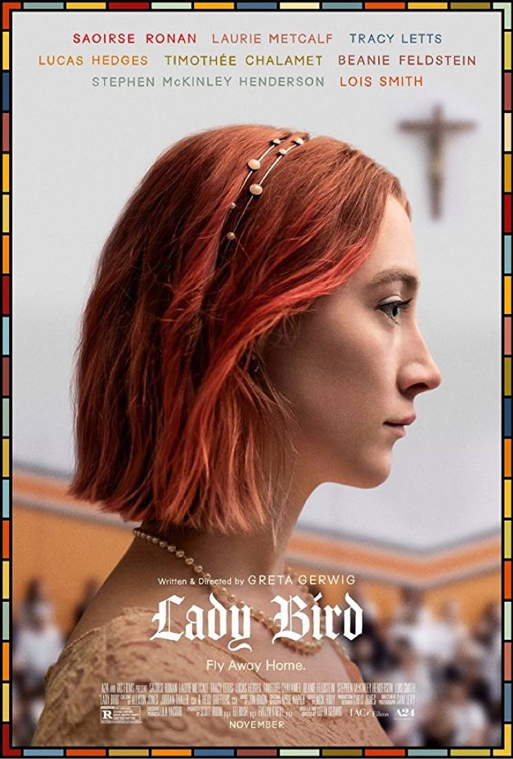 "The ""Goofs"" Section on the 'Lady Bird' IMDb Page Is Ridiculously Specific"