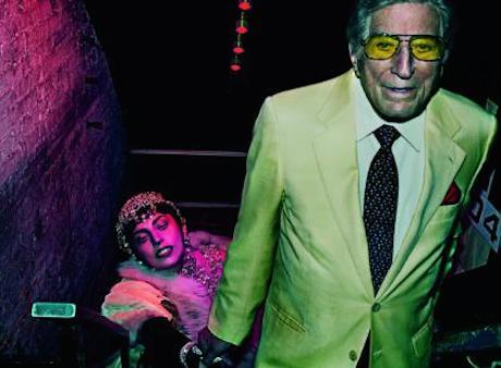 Lady Gaga and Tony Bennett Go 'Cheek to Cheek' on Jazz Album