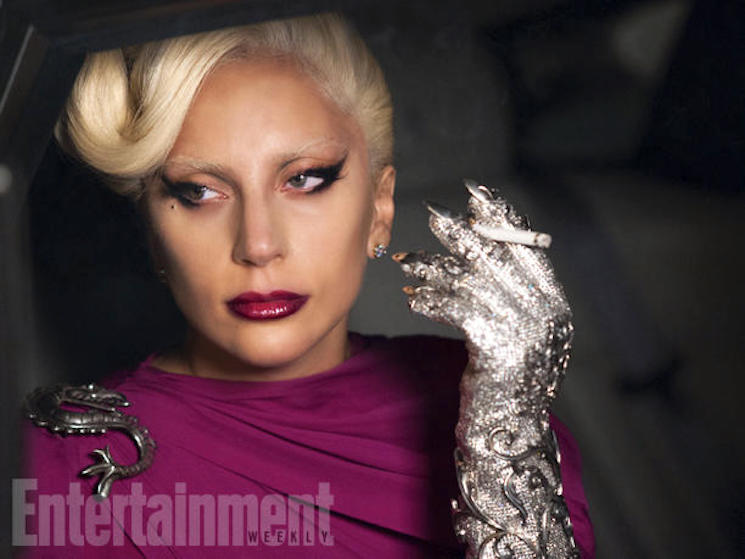 First Photos Revealed From 'American Horror Story: Hotel'