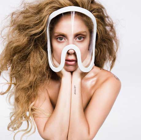 Lady Gaga Sets Release Date for 'ARTPOP' Album