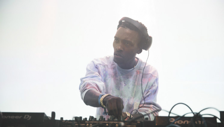 DJ Lag MUTEK, Montreal QC, August 22