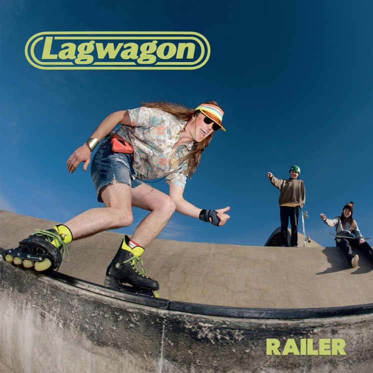 Lagwagon Ready New Album 'RAILER,' Plot North American Tour