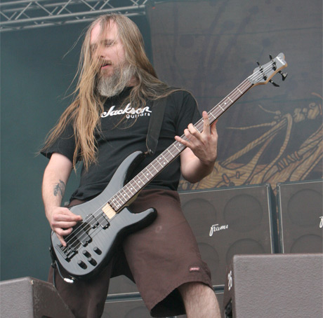 Lamb of God Bassist John Campbell Forced to Sit Out on North American Tour Due to Family Emergency