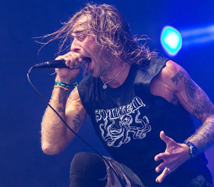 Lamb of God Fan Sues Live Nation over Concert Injury