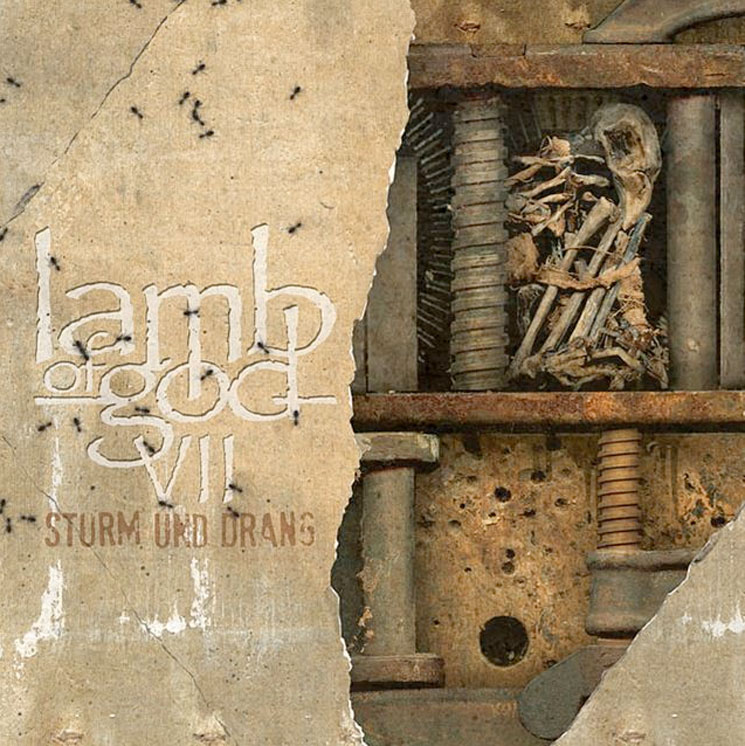 Lamb of God VII: Sturm und Drang