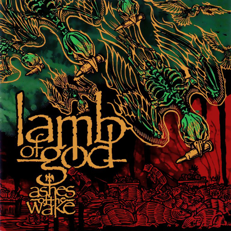 Lamb of God Reveal Expanded 15th Anniversary Edition of 'Ashes of the Wake'