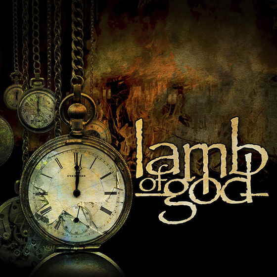 Lamb of God Announce New Self-Titled Album