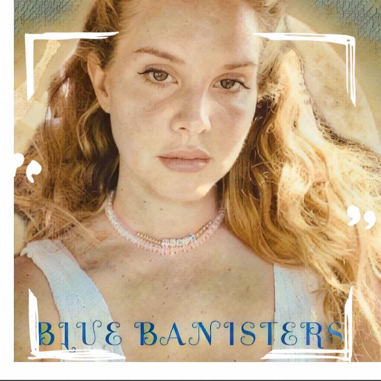 Lana Del Rey's Fans Are Begging Her Not to Use This Awful Album Cover