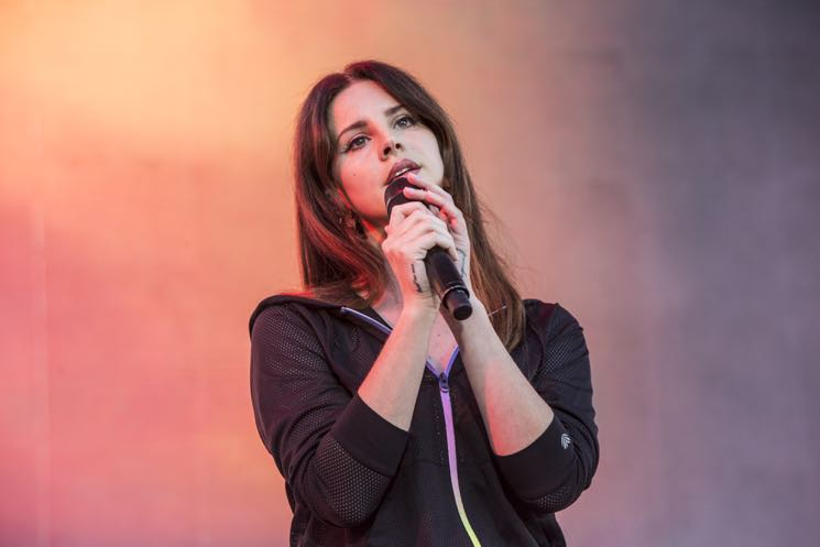 ​Lana Del Rey Is Releasing a Spoken Word Poetry Album
