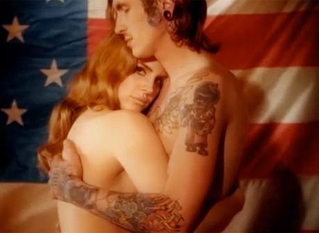 "Lana Del Rey ""Born to Die"" (video)"