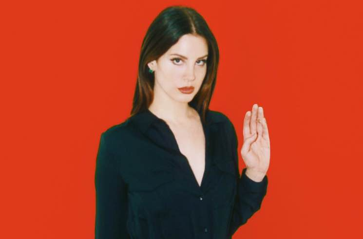 ​Lana Del Rey Tweets Cryptic List of Upcoming Dates