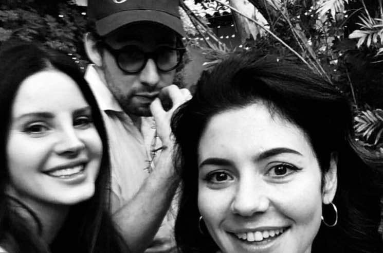 ​Is Lana Del Rey Working on New Music with Jack Antonoff?