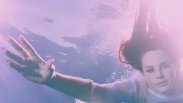 """Lana Del Rey """"Freak"""" (ft. Father John Misty) (video)"""