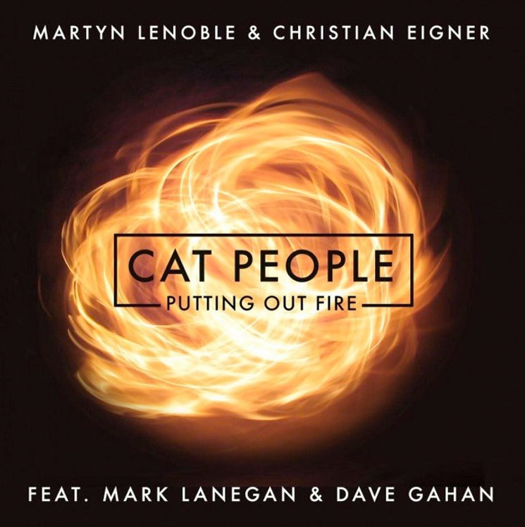 Mark Lanegan & Dave Gahan 'Cat People (Putting Out Fire)' (David Bowie cover)