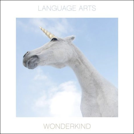 Language Arts Sign with MapleMusic, Detail 'Wonderkind' LP