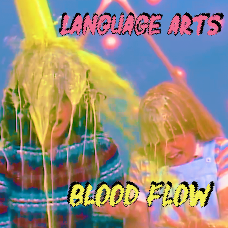 Language Arts Unearths '80s Nostalgia with 'Blood Flow' Video