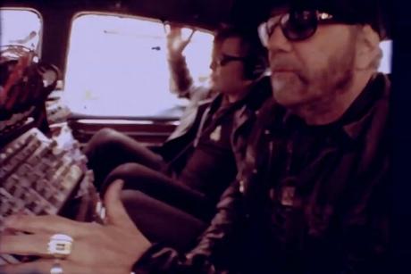 """Tinariwen """"Adounia Ti Chidjret"""" (Daniel Lanois remix video)"""