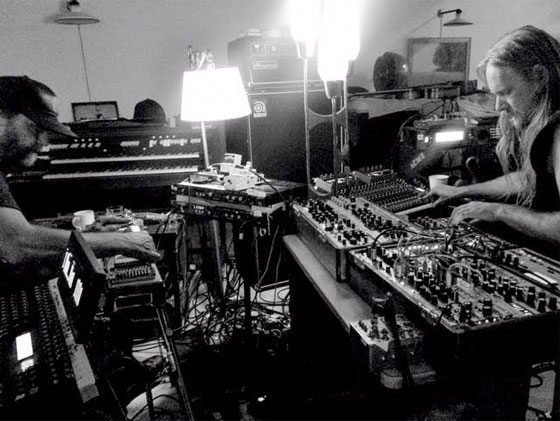 Daniel Lanois and Venetian Snares Team Up for Collaborative Album