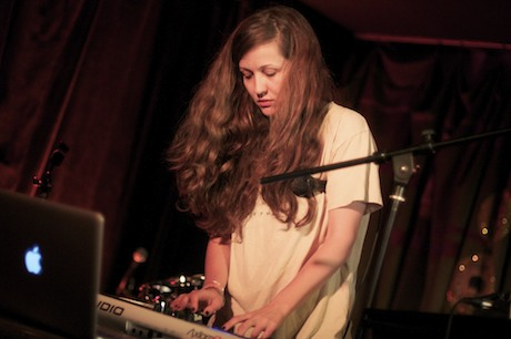 Jessy Lanza Divan Orange, Montreal QC, September 28