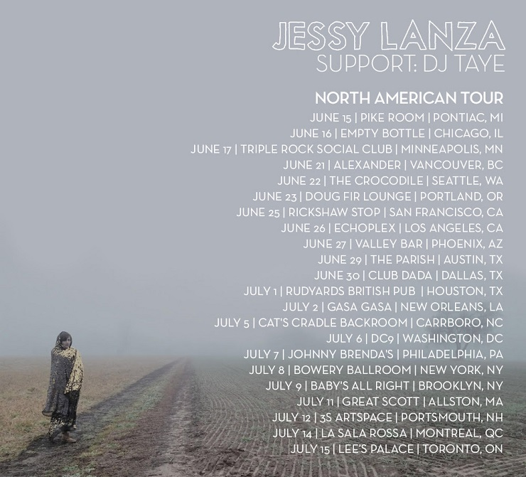 Jessy Lanza Takes 'Oh No' on North American Headlining Tour