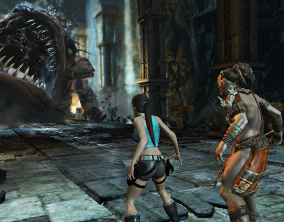 Lara Croft and the Temple of Osiris Xbox One / PC / PS4
