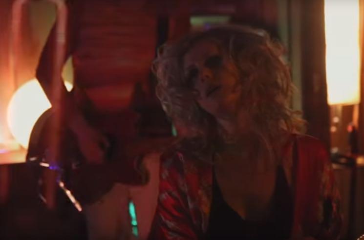 "Laser ""Disco Night Driver"" (video)"