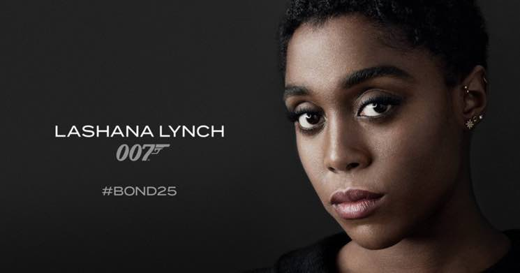 "Lashana Lynch to Become First Black, First Female ""Agent 007"" in James Bond Franchise"