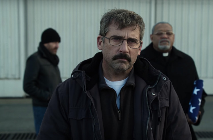 Last Flag Flying Directed by Richard Linklater