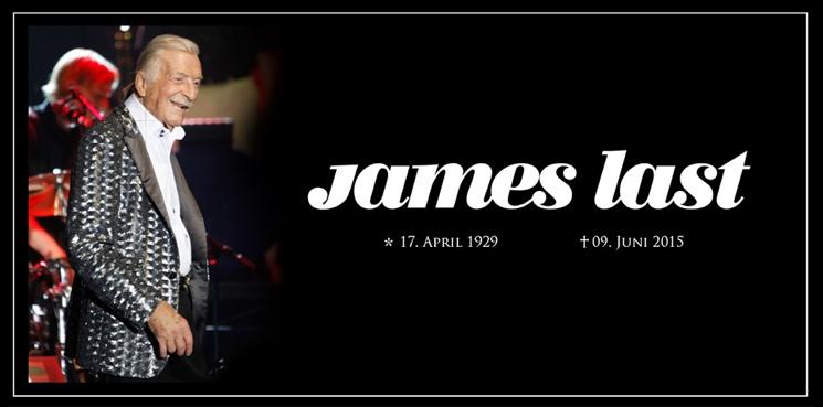 James Last Dies at 86