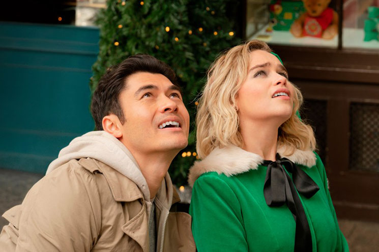 Holiday Rom-Com 'Last Christmas' Is a Turd Wrapped in Tinsel Directed by Paul Feig