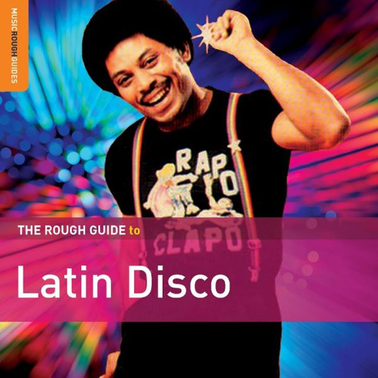 Various Artists The Rough Guide To Latin Disco