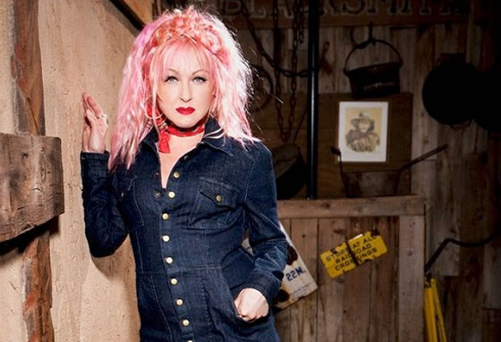 Cyndi Lauper Rallies Against Montreal Pit Bull Ban