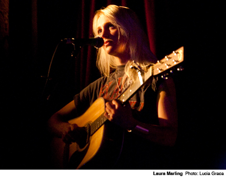 Laura Marling Great Hall, Toronto ON September 23
