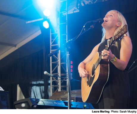Laura Marling That Tent, Manchester TN June 8