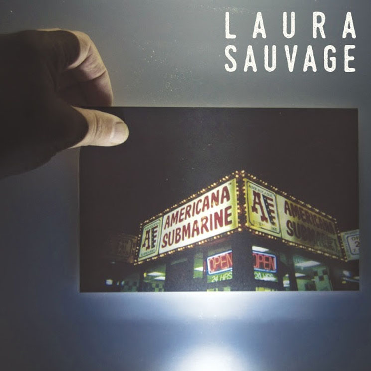 Laura Sauvage 'Americana Submarine' (EP stream)