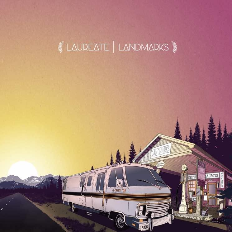 Laureate  Landmarks