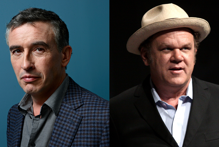 Steve Coogan and John C. Reilly to Play Laurel and Hardy in New Biopic