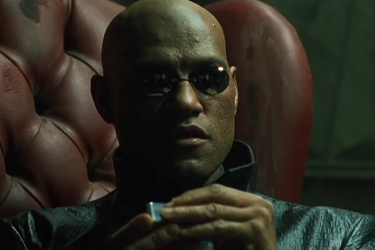Laurence Fishburne Says He Wasn't Invited Back for 'The Matrix 4'