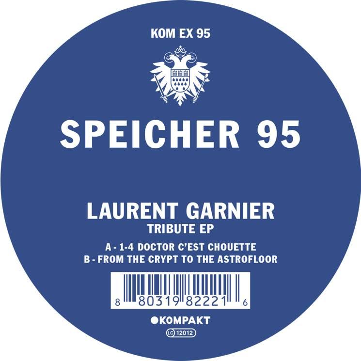 Laurent Garnier Speicher 95 - Tribute EP