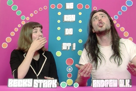 Lavender Diamond 'We Can Do It!' (web series) (ft. Andrew W.K.)