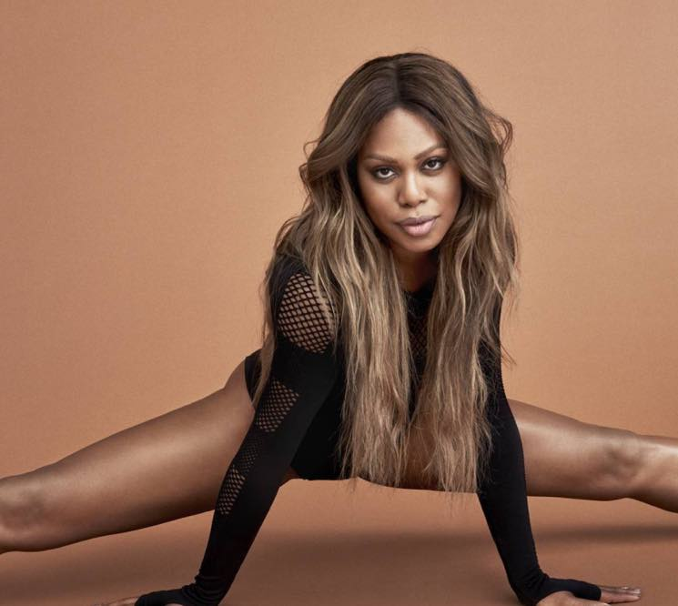 Beyoncé Picks Laverne Cox as the New Face of Ivy Park