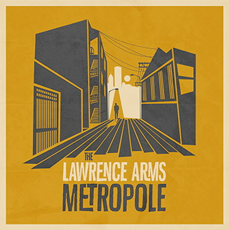 The Lawrence Arms Detail 'Metropole,' Premiere New Track