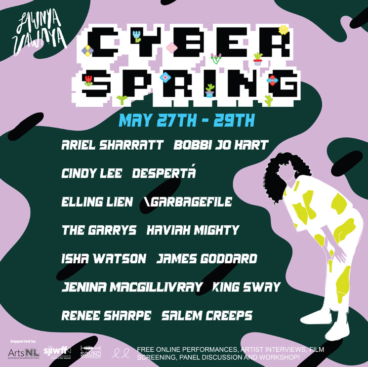 Lawnya Vawnya Gets Haviah Mighty, Cindy Lee, the Garrys for Its 'Cyber Spring'