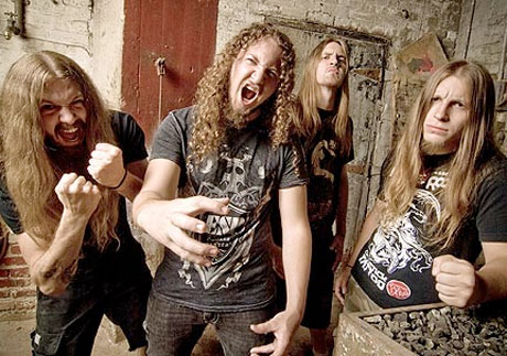 Lazarus A.D. Robbed on UK Tour