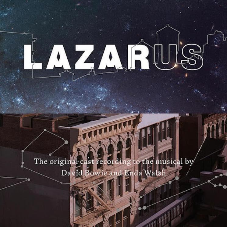 Hear David Bowie's Final 'Lazarus' Recordings