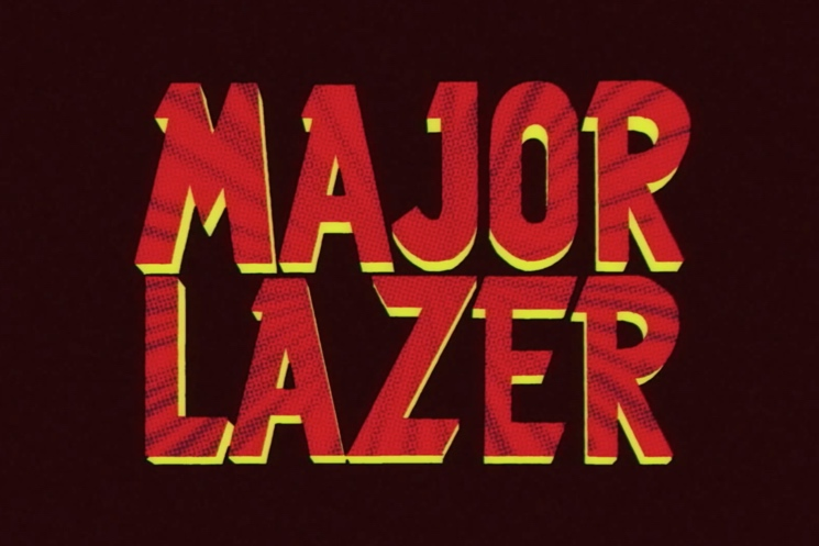 Major Lazer's Cartoon Series to Premiere in April