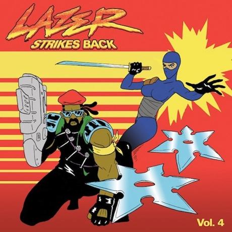 Major Lazer 'Lazer Strikes Back Vol. 4' (EP)
