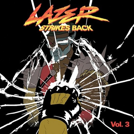 Major Lazer 'Lazer Strikes Back Vol. 3' (EP)